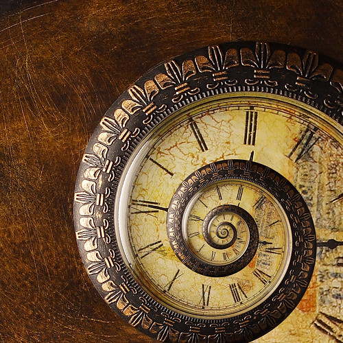 Antique Time Spiral | by fpsurgeon