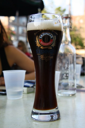 erdinger.... beer?