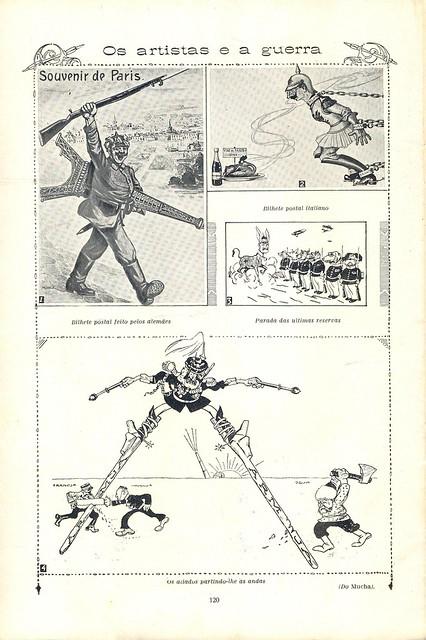 Ilustração Portugueza, No. 466, January 25 1915 - 24