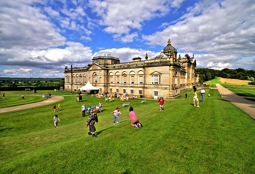 Castle Howard - Yorkshire | by nick.garrod