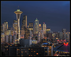 Another Seattle shot from Kerry Park (HDR) | by KellBailey