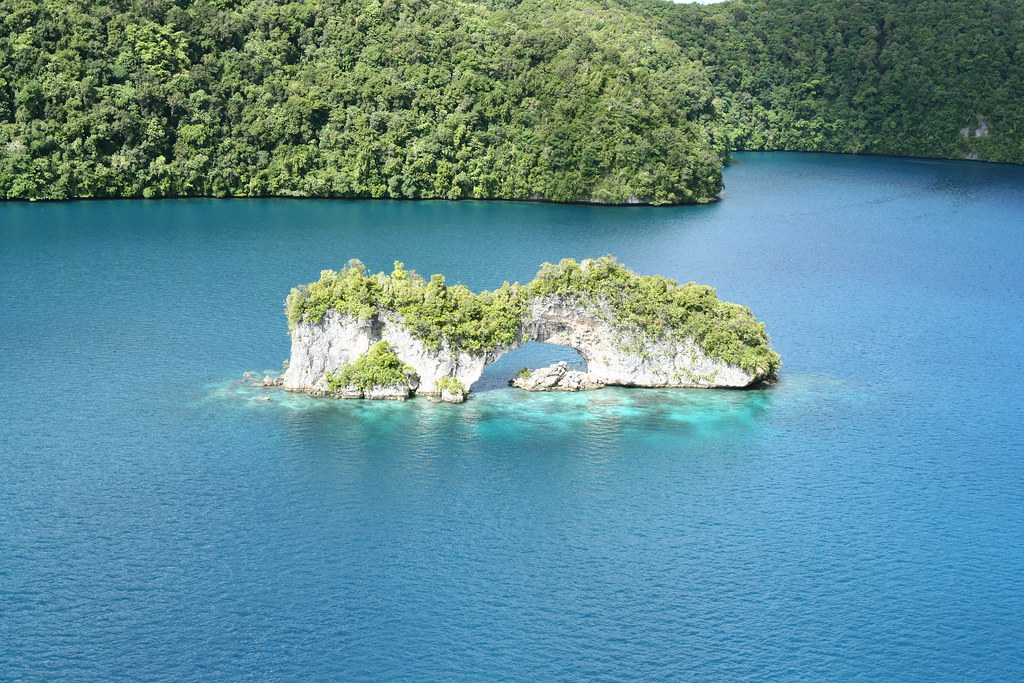 Palau, Paradise Island, Which Just Waiting To Be Discovered