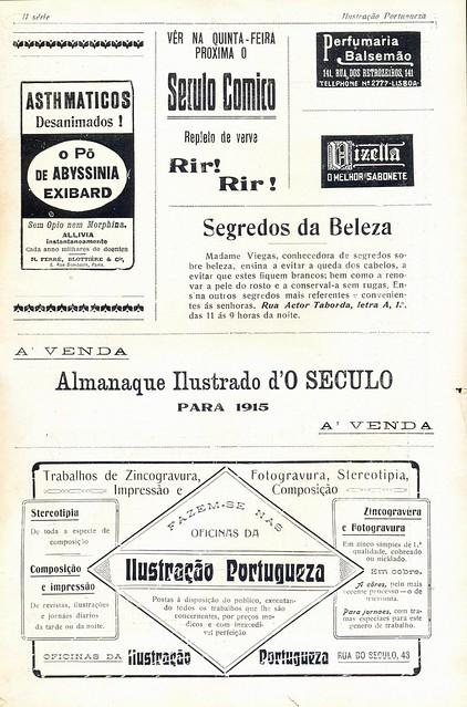Ilustração Portugueza, No. 466, January 25 1915 - 33