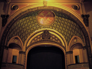 Tower Theatre proscenium | by laasB