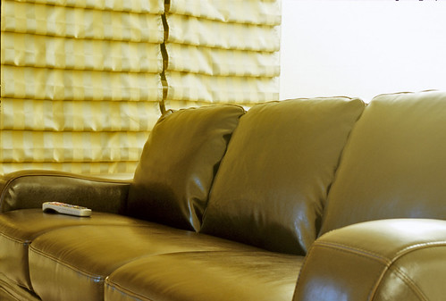 Leather couch | by Jason Spaceman