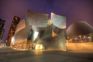 Frank O. Gehry & Partners  Walt Disney Concert Hall | by Phillip Ritz