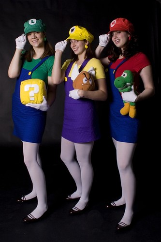Mario Girls 19 | by Meagan.Marie
