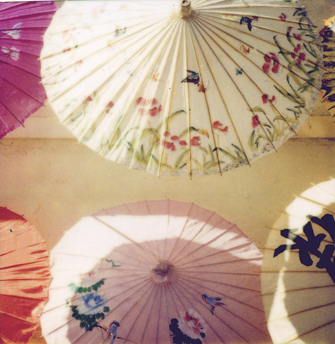 Umbrellas | by giveupthegoat
