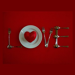 Happy Valentine's Day. Eat my love... | by Osvaldo_Zoom