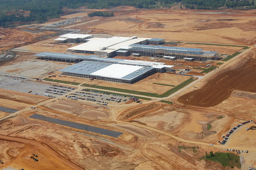 Toyota site in Blue Springs, MS | by ThadforSenate.com