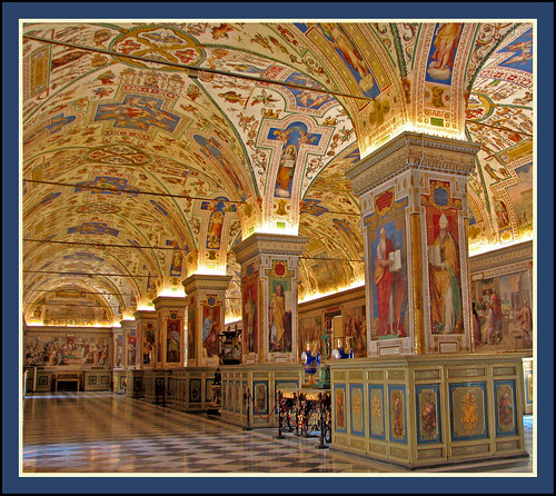 Vatican Library | by Lawrence OP