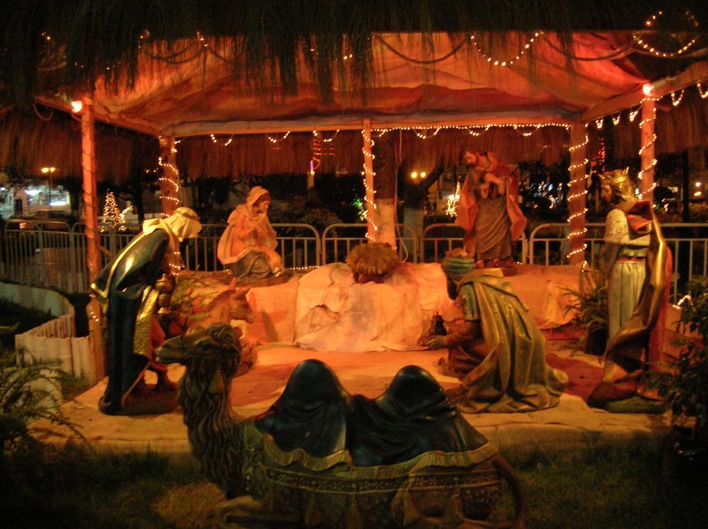 Otavalo en navidad