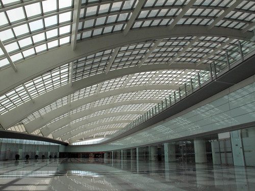 Beijing Capital International Airport, Terminal 3 | by thewamphyri