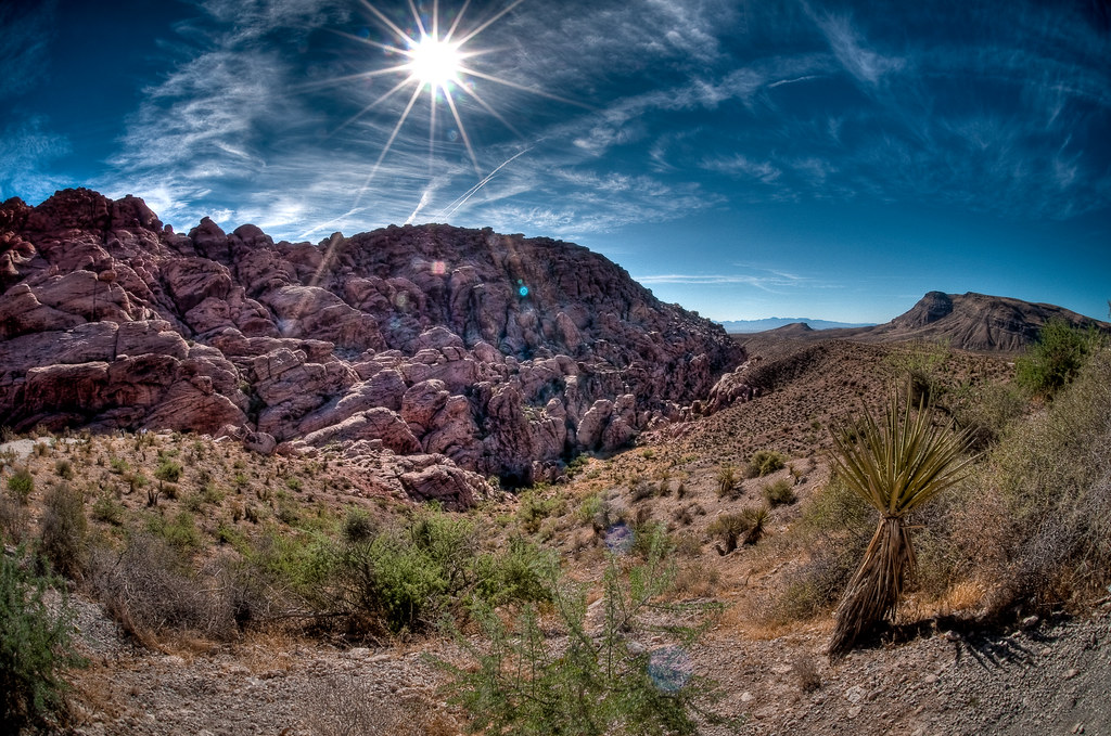 Red Rock Canyon HDR