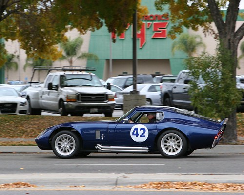 Factory Five Racing Type 65 Coupe | by Have Fun SVO