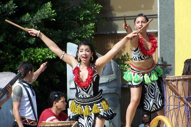 Desfile Fiestas de Octubre 2009 - VivirGuadalajara.com