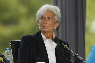 Christine Lagarde | by MEDEF