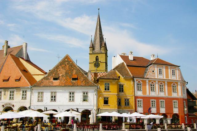 Piata Mica - Sibiu