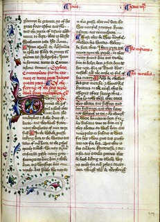 Nicholas Love: Mirror of the Blessed Life of Jesus Christ - England 1475 | by University of Glasgow Library