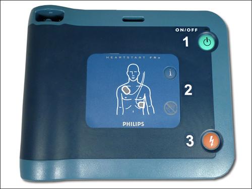 Défibrillateur FRx PHILIPS