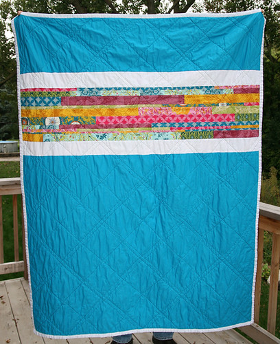 String Quilt back | by Fresh Lemons : Faith
