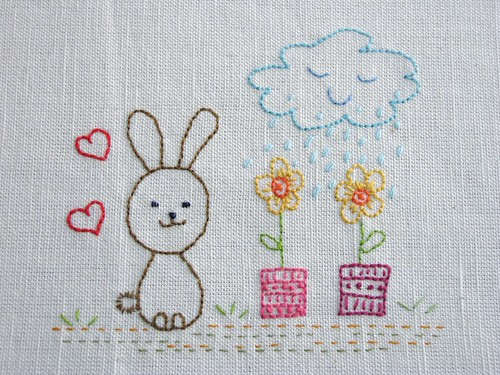 ♥ happy bunny | by ♥ Ana's Place ♥