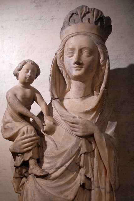 The Flawford Virgin and Child