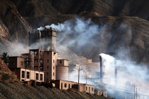 Coal Factory, China | by AdamCohn