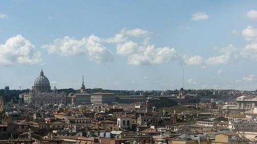 A beautiful view of Rome | by Gingerbread Lady