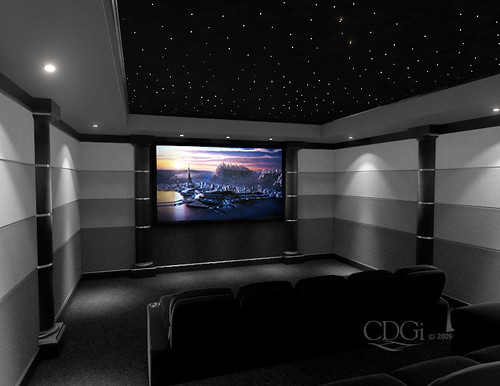 Custom Home Theaters by CDGi | by BTASR7