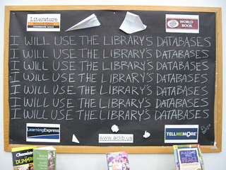 Database display | by Alachua County Library District
