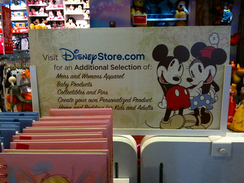 Disney Store signage | by David Lee King