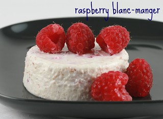 Raspberry Blanc-Manger - Food Librarian | by Food Librarian
