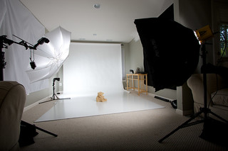 "Studio Shot for ""Kaitlyn On White, 16 Months"" 
