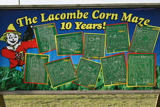 10 years | by lacombecornmaze