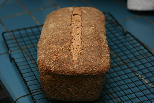 Purple Multigrain Baked Loaf | by Sumisu Yoshi