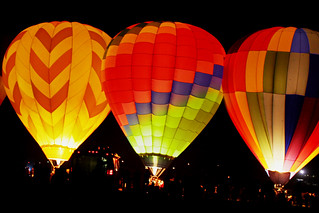 Balloons at Night | by Orpheum Photography