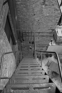 Sept. Challenge....Fire Escape | by Kathleen Ragheb