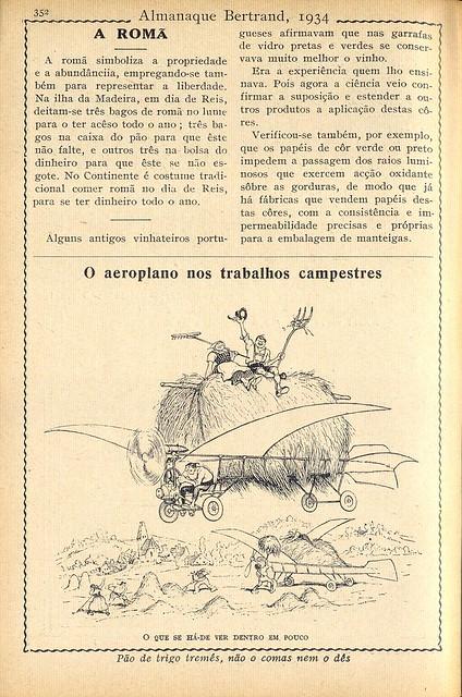 Almanaque Bertrand, 1934 - 66
