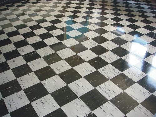 Vintage Asbestos 9 Quot X9 Quot Floor Tile Checker Pattern Flickr