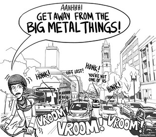 Big Metal Things | by bikeyface