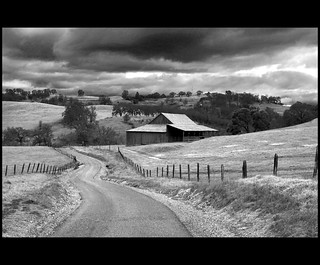 I-R country road | by photosbyflick