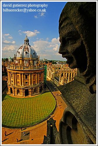 Oxford UK :: The Face of Oxford | by davidgutierrez.co.uk
