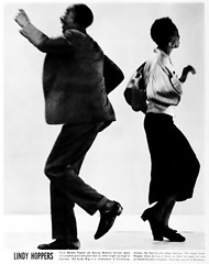 People Doing the Lindy Hop - Life Magazine, December 28, 1936 | by vieilles_annonces