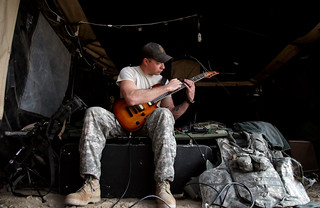 Outpost tunes | by The U.S. Army