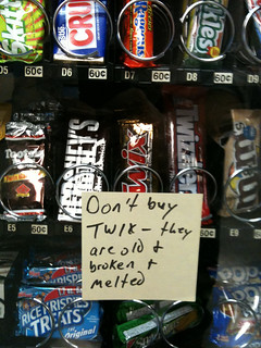 Don't buy Twix. | by -Soup