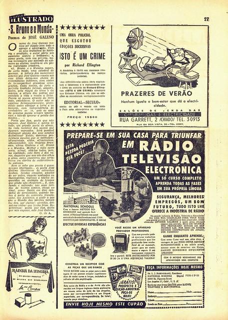 Século Ilustrado, No. 915, July 16 1955 - 18