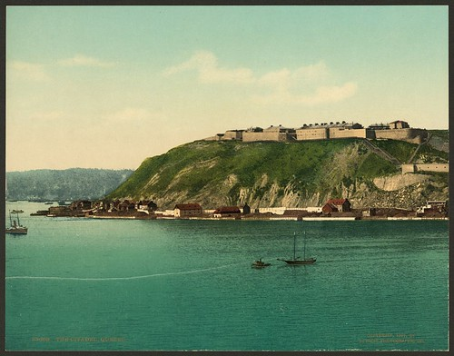 The Citadel, Quebec (LOC) | by The Library of Congress