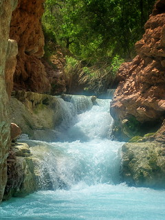 Beaver Falls - Grand Canyon | by Al_HikesAZ