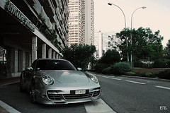 Porsche 997 Turbo | by EB.Photography
